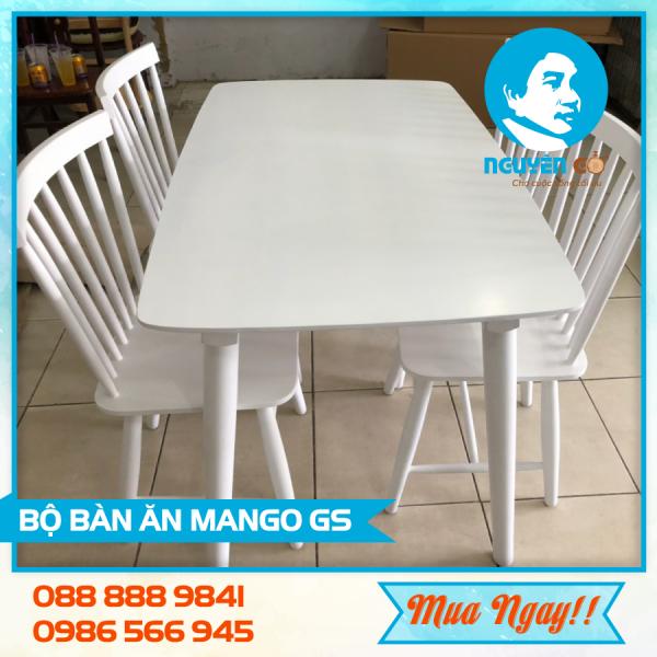 Bo ban an mango GS - trang