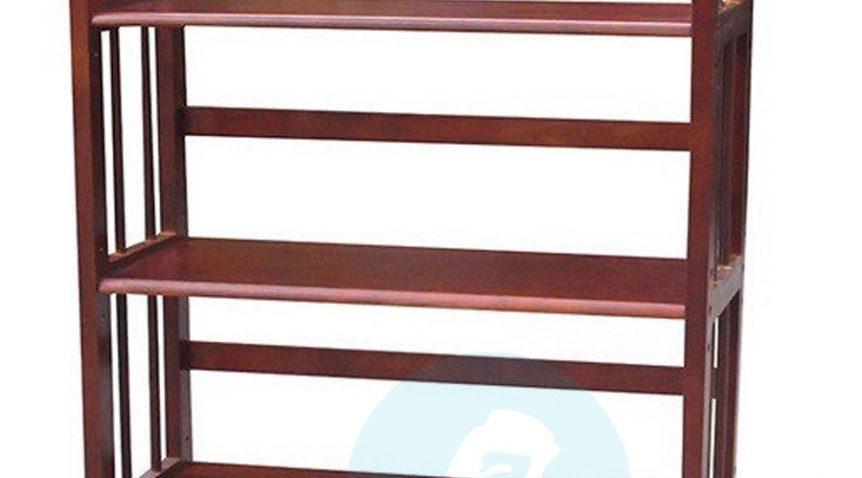 Top 3 kệ sách gỗ cao su giá rẻ, thiết kế nhỏ gọn, cực đẹp